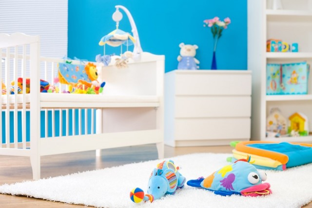 Prostředí vhodné pro děti s atopickým ekzémem